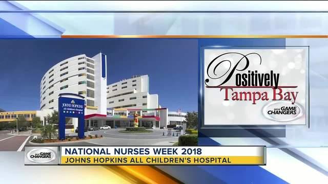 Positvely Tampa Bay- John Hopkins All Childen-s Hospital