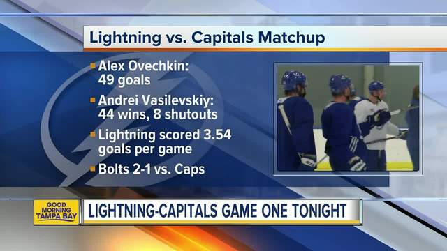 National Hockey League playoffs 2018: Lightning enforcing dress code for Capitals fans