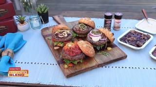 Omaha Steaks is Hosting Burger Day!