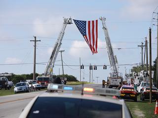 Polk deputies assist Highlands in time of loss