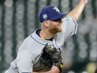 Venters gets 1st win since 2012 as Rays win 6-5