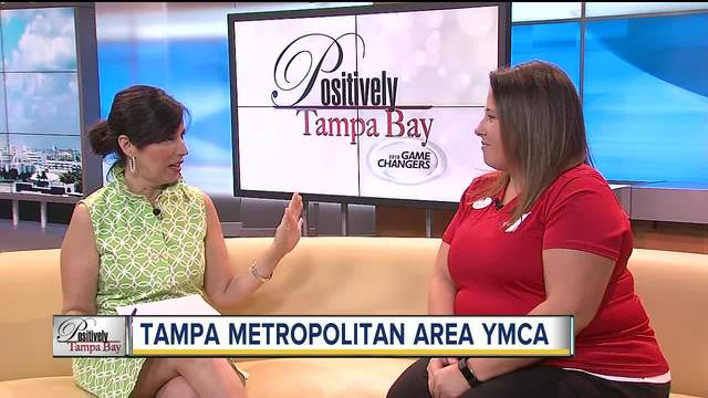 Positively Tampa Bay- Free Swimming Lessons