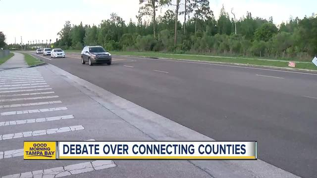 Petition Stirs Up Debate Over Proposed Hillsborough Pasco Connector