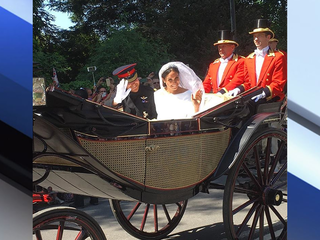 PHOTOS: Shay Ryan's royal adventure in Windsor