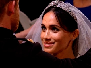 Royal wedding sparks interest with brides-to-be