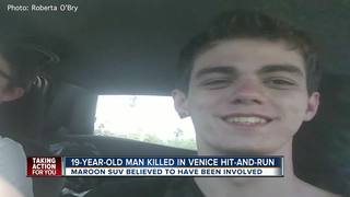 Teen killed in Venice hit-and-run