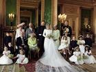 Duke & Duchess of Sussex release wedding photos