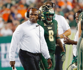 USF football schedules 3 games with UF