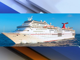 Man detained after cruise docks in Florida