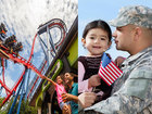 Busch Gardens offers free admission for veterans