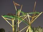 Ride until dark at Busch Gardens Summer Nights