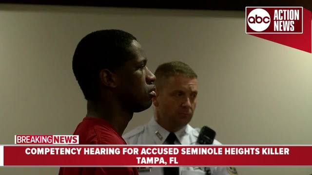 Judge grants extension for accused Seminole Heights killer-s competency…