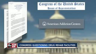 Congressional probe targets drug rehabs