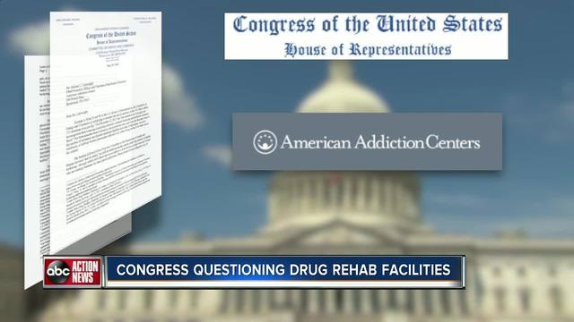 american addiction centers lawsuit Congressional committee asks tough questions to American Addiction ...