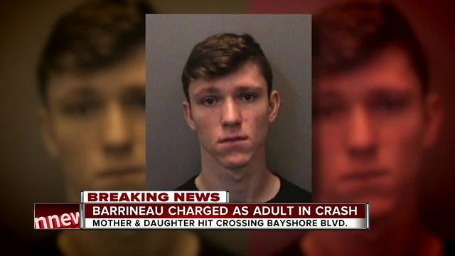Teenage Bayshore street racing suspect to be charged as adult in death…