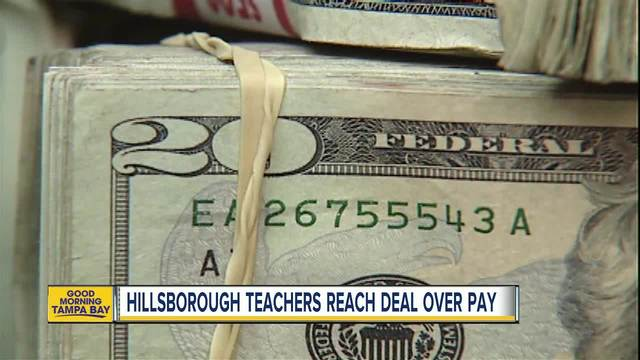 Hillsborough Schools Teachers Union Reach Tentative Agreement On
