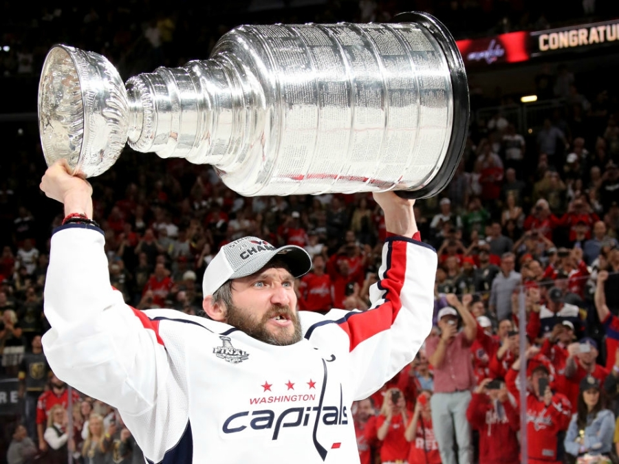 Gas Prices In Florida >> Washington Capitals finally lift Stanley Cup ending four ...