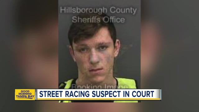 Teen Bayshore racing suspect booked into jail