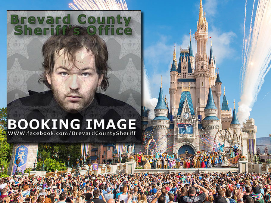 Florida man arrested for threatening mass shooting at Disney World, deputies say
