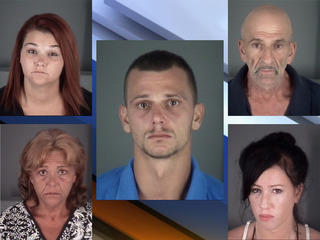 5 arrested for trying to cover fatal hit-and-run