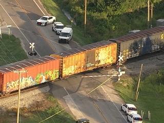 2 killed in train crash in southern Polk County