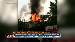 Groups to aid P.R. families displaced by fire
