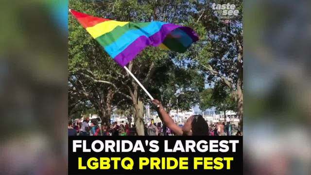 Florida-s largest LGBT pride festival begins this weekend in St- Pete -…