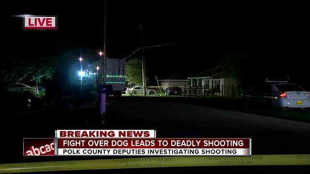 One dead- two injured in Fort Meade shooting