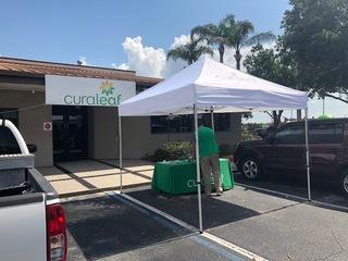 First medical marijuana drive-thru opens in FL