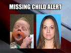 Missing Child Alert issued for Florida infant