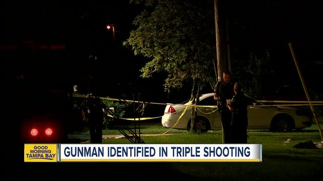 Man shoots three people after argument over lost dog in Polk County