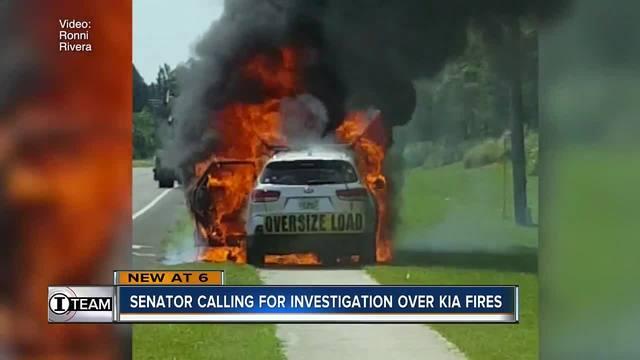 I-Team- Senator Nelson calling for investigation over Kia fires - WFTS…