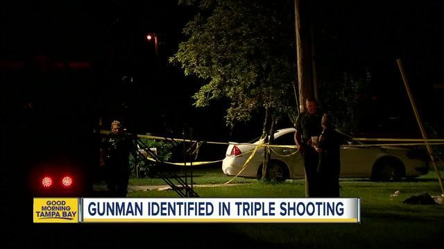 Gunman identified in Polk Co- triple shooting
