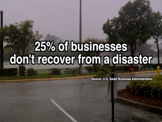 Businesses struggling to recover from Irma