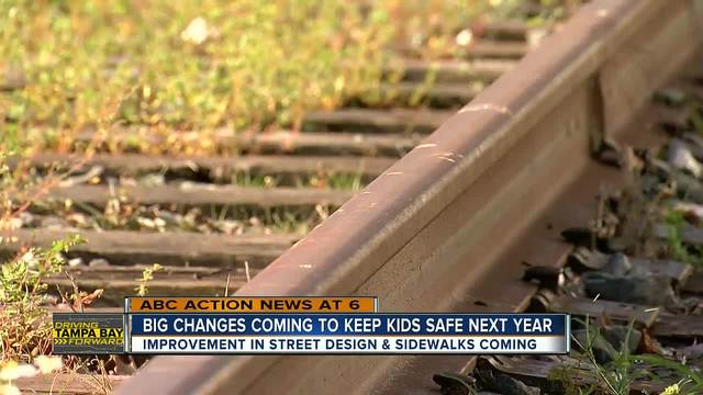 Sidewalk fixes coming to 4 Hillsborough Schools