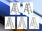 Ladders recalled due to fall hazard