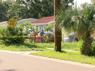 Home invasion suspect killed in south St. Pete