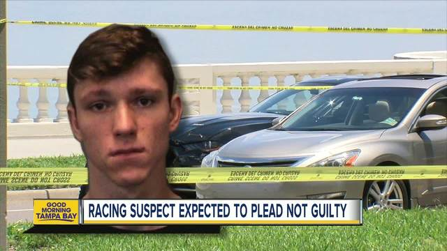 17-year-old Bayshore Blvd- racing suspect to plead not guilty