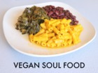 This St. Pete spot serves up vegan soul food