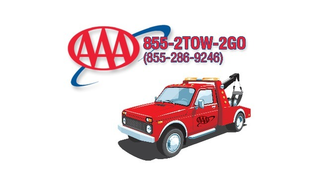 AAA Will Tow You And Your Car Home For Free On 4th Of July
