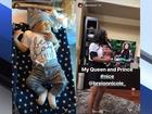 Bucs QB Jameis Winston, fiancé welcome baby boy
