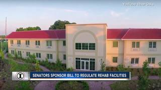Law would allow feds to regulate drug rehabs