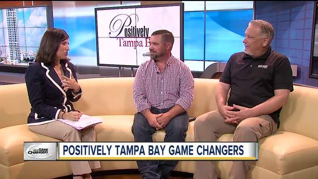 Positively Tampa Bay- Legacy of Service