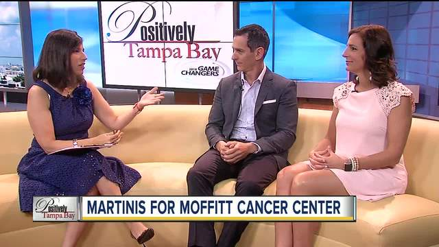 Positively Tampa Bay- Martini-s for Moffitt