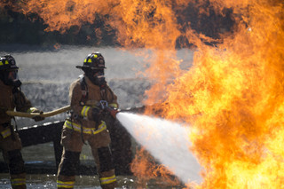 Cancer-stricken firefighters get help from feds