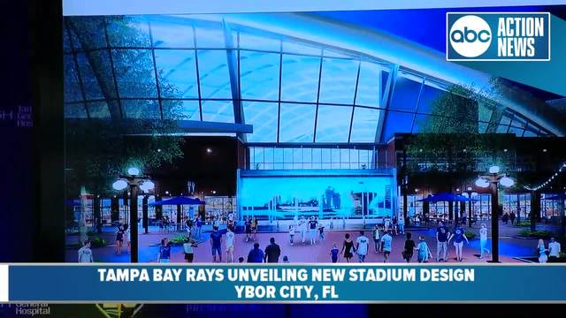 Tampa Bay Rays ballpar...