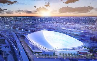 Rays unveil stadium design for Ybor City