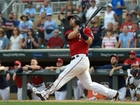 Dozier's grand slam gives Twins win over Rays