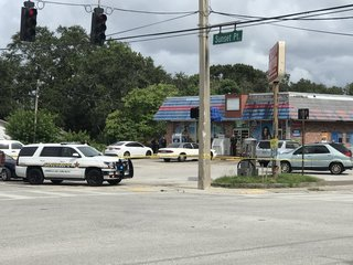 Man shot outside Clearwater store after argument