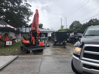 Clearwater veteran gets new roof, deck